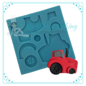 Assemble-it Mould - Tractor - All Things Baking