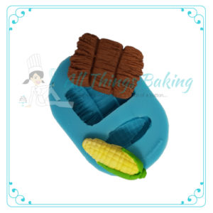 Mielie and Hay - Silicone Mould - All Things Baking