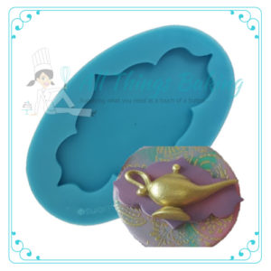 Plaque - Silicone Mould - All Things Baking