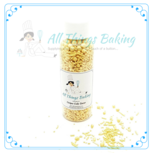 Mixed Sprinkles 90g - Champagne - All Things Baking