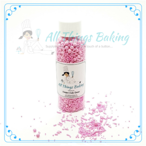 Mixed Sprinkles 90g - Pink - All Things Baking
