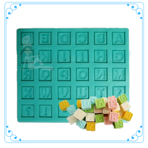 Aphabet Blocks - All things Baking