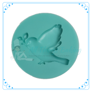 Bird silicone Mould - All Things Baking