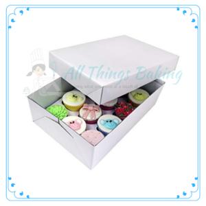 Cupcake Box - All Things Baking