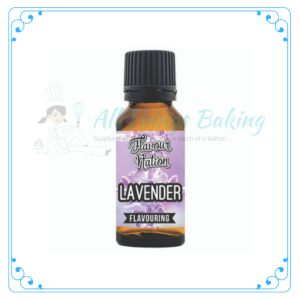 Flavour Nation - Lavender - All Things Baking