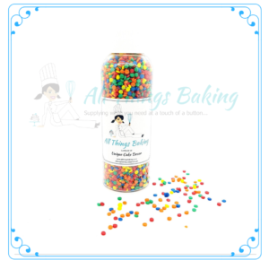 Cake Confetti - All Things Baking