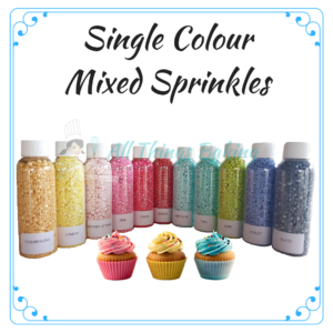 Colour Block Mixed Sprinkles