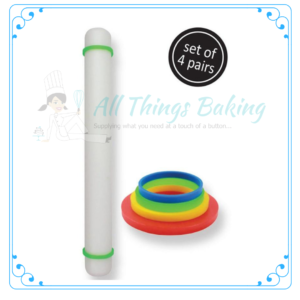 Rolling Pin Guides - All Things Baking