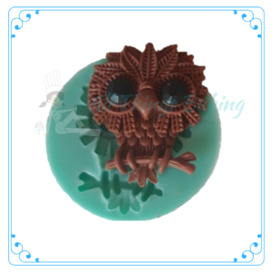 Gemstone Owl - All Things Baking