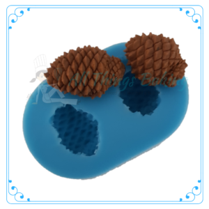 Silicone Mould - Pine Cones - All Things Baking