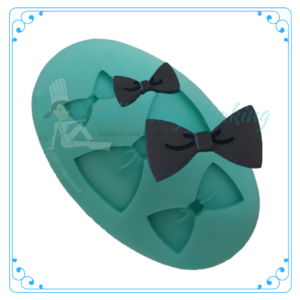 Silicone Mould - Bowties - All Things Baking