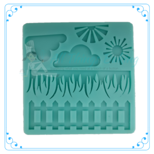 Silicone Mould - Scenery