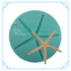 Siliccone Mould - Starfish Skinny - All Things Baking