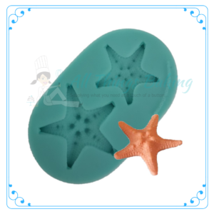 Starfish Double - All Things Baking
