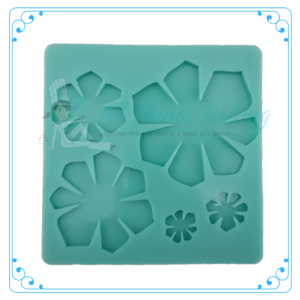 Silicone Mould - Succulent 1