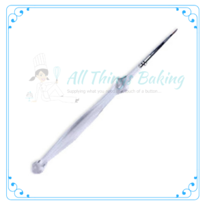 Clear Fine Line Custom Grip Brush