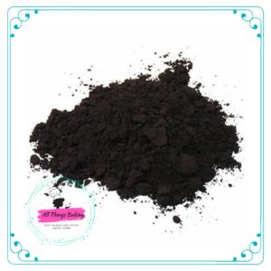 BC Cocoa Powder Ebony (Black Cocoa) - 1kg
