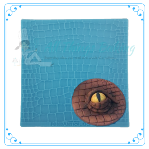 Embossing Mat - Dino Skin Texture - All Things Balking
