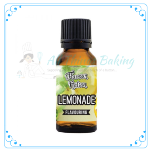 Flavour Nation - Lemonade - All Things Baking