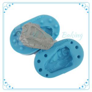 Silicone Mould - 3D Dino Skull - All Things Baking