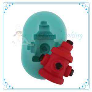 Silicone Mould - Fire Hydrant - All Things Baking