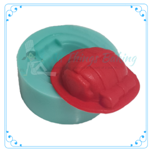 Silicone Mould - Fireman Hat - All Things Baking