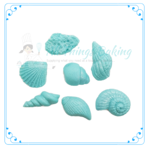 Edible Decorations Shells - All Things Baking