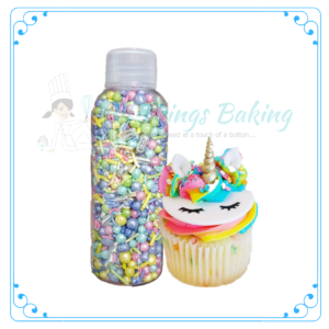 Unicorn Sprinkles - All Things Baking