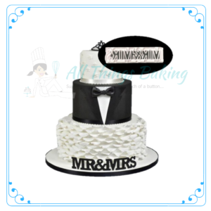 Mr & Mrs Cutter - All Things Baking