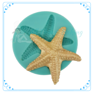 Thick Starfish Mould - All Things Baking