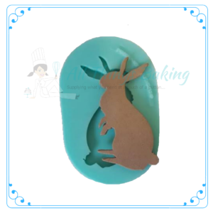 Silicone Mould - Vintage bunny - All Things Baking