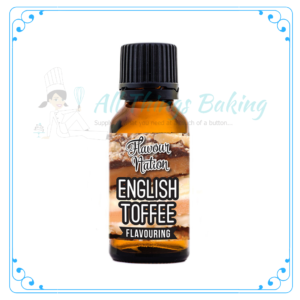 Flavour Nation - English Toffee