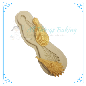 Silicone Mould - Bling Drop