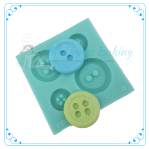 Silicone Mould - Button Multimould