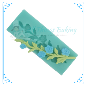 Silicone Mould - Dainty Daisy