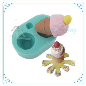 Silicone Mould - ice cream cup