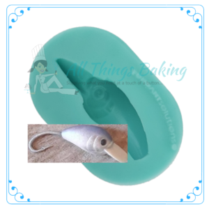 Silicone Mould - Fishing Lure