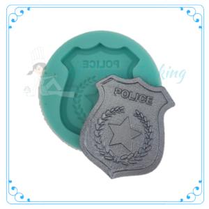 Police badge 3.5cm