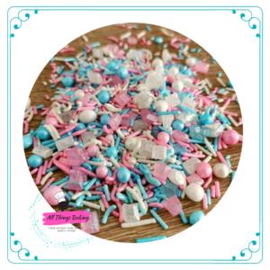 Prestige Sprinkles - Candy Floss