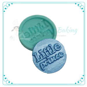 Silicone Mould - Little Prince - All Things Baking