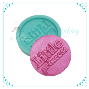 Silicone Mould - Little Princess - All Things Baking