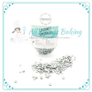 Silver Confetti Sequins