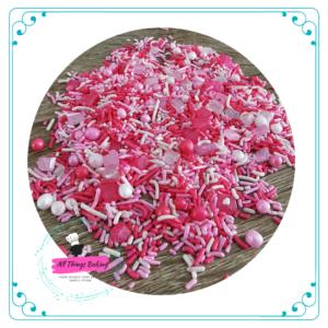 Prestige Sprinkles - Strawberry Fields