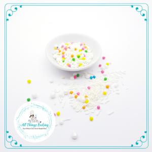 Fancy Sprinkles - Llama Pompom
