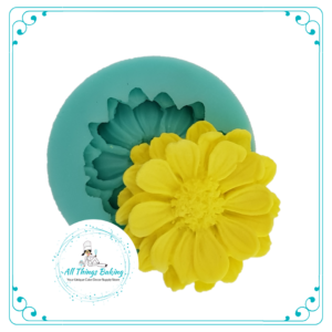 Silicone Mould - Daisy Flower
