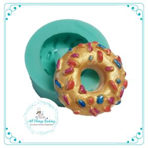 Silicone Mould - Doughnut