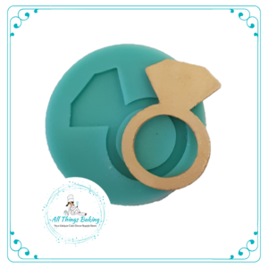 Silicone Moulds - Flat Ring