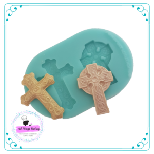 Silicone Mould - New Cross Duo