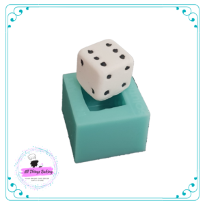 Silicone Mould - Dice