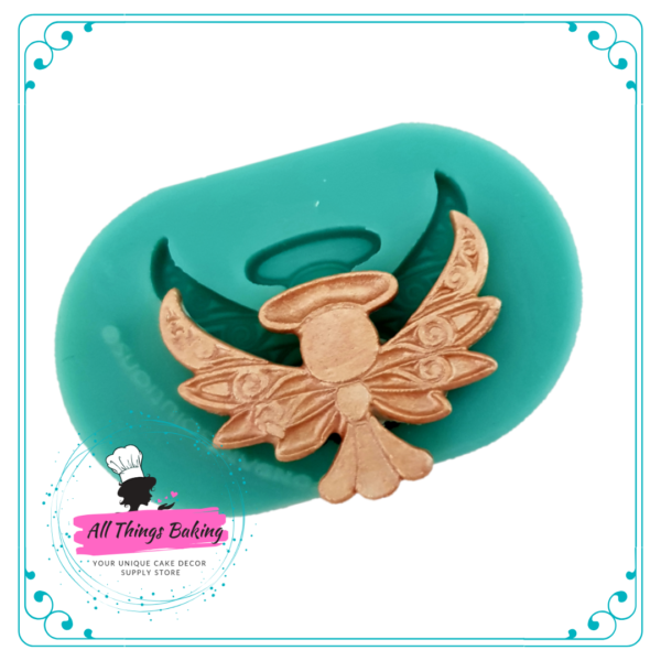 Silicone Mould - Angel